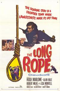 Long Rope - 27 x 40 Movie Poster - Style A