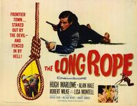 Long Rope - 22 x 28 Movie Poster - Half Sheet Style A