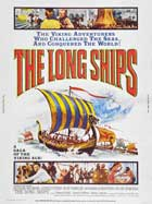 The Long Ships - 11 x 17 Movie Poster - Style B