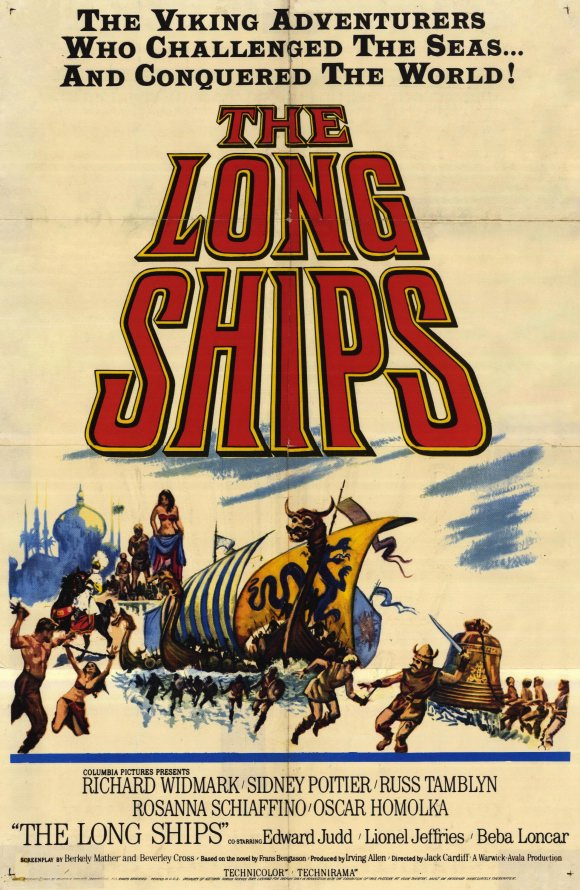 The Long Ships Movie Posters From Movie Poster Shop