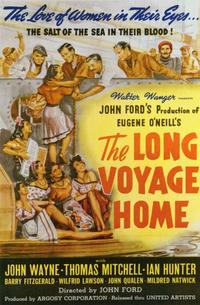 The Long Voyage Home - 11 x 17 Movie Poster - Style A