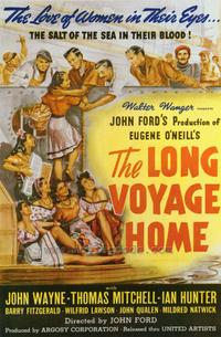The Long Voyage Home - 27 x 40 Movie Poster - Style A