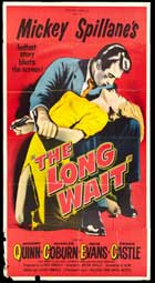 The Long Wait - 27 x 40 Movie Poster - Style B