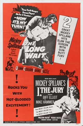 The Long Wait - 27 x 40 Movie Poster - Style C