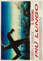 The Longest Day - 27 x 40 Movie Poster - Italian Style A