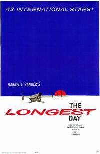 The Longest Day - 11 x 17 Movie Poster - Style A