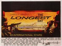 The Longest Day - 11 x 17 Poster - Foreign - Style A