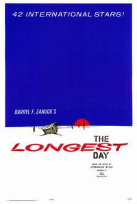 The Longest Day - 27 x 40 Movie Poster - Style A