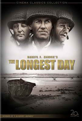The Longest Day - 27 x 40 Movie Poster - Style B