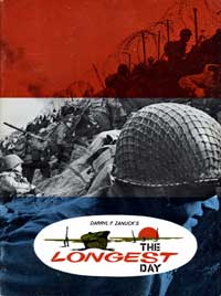The Longest Day - 27 x 40 Movie Poster - Style D
