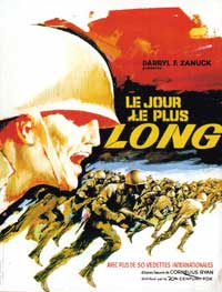 The Longest Day - 11 x 17 Movie Poster - French Style A