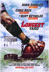 The Longest Yard - 43 x 62 Movie Poster - Bus Shelter Style A