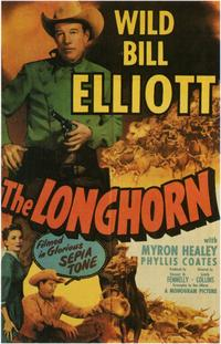 The Longhorn - 11 x 17 Movie Poster - Style A