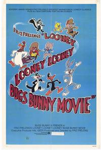 The Looney Looney Looney Bugs Bunny Movie - 27 x 40 Movie Poster - Style A