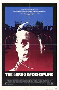 The Lords of Discipline - 11 x 17 Movie Poster - Style A