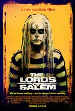 The Lords of Salem - 11 x 17 Movie Poster - Style B