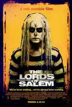 The Lords of Salem - 27 x 40 Movie Poster - Style B