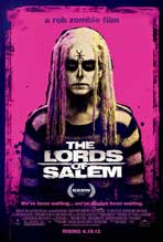 The Lords of Salem - 27 x 40 Movie Poster - Style C