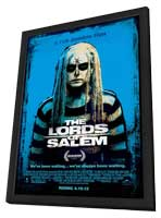 The Lords of Salem - 27 x 40 Movie Poster - Style A - in Deluxe Wood Frame