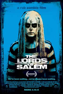 The Lords of Salem - 27 x 40 Movie Poster