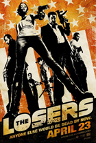 The Losers - 11 x 17 Movie Poster - Style E