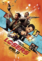 The Losers - 11 x 17 Movie Poster - Style I