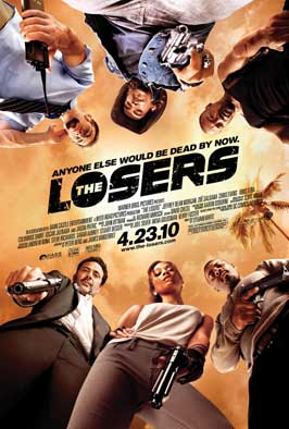 The Losers - 43 x 62 Movie Poster - Bus Shelter Style A