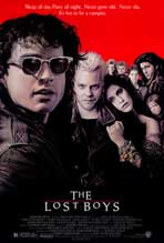 The Lost Boys - 27 x 40 Movie Poster - Style A