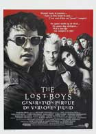 The Lost Boys - 11 x 17 Movie Poster - Belgian Style A