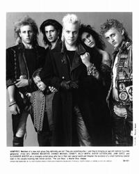 The Lost Boys - 8 x 10 B&W Photo #4