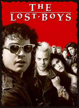 The Lost Boys - 27 x 40 Movie Poster - Style C