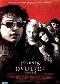 The Lost Boys - 11 x 17 Movie Poster - Spanish Style A