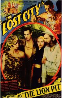 The Lost City - 11 x 17 Movie Poster - Style A