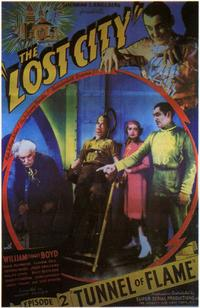 The Lost City - 11 x 17 Movie Poster - Style D