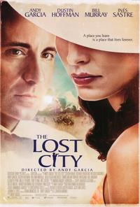The Lost City - 27 x 40 Movie Poster - Style A