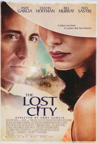 The Lost City - 43 x 62 Movie Poster - Bus Shelter Style A