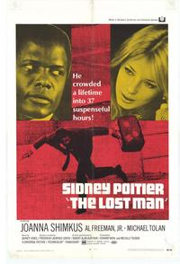 The Lost Man - 27 x 40 Movie Poster - Style A