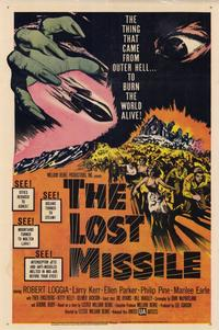 The Lost Missile - 11 x 17 Movie Poster - Style A