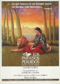 The Lost Paradise - 11 x 17 Movie Poster - Spanish Style A