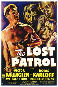 The Lost Patrol - 27 x 40 Movie Poster - Style A