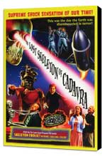 The Lost Skeleton of Cadavra - 27 x 40 Movie Poster - Style A - Museum Wrapped Canvas