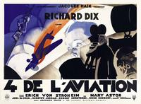 The Lost Squadron - 27 x 40 Movie Poster - French Style A