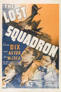 The Lost Squadron - 27 x 40 Movie Poster - Style D