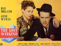 The Lost Weekend - 11 x 14 Movie Poster - Style A