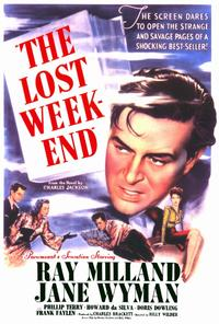 The Lost Weekend - 27 x 40 Movie Poster - Style A