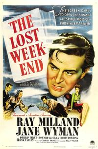 The Lost Weekend - 27 x 40 Movie Poster - Style D