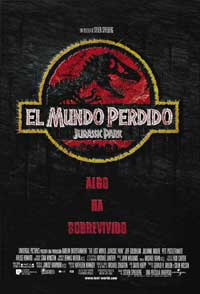 The Lost World: Jurassic Park 2 - 27 x 40 Movie Poster - Spanish Style A