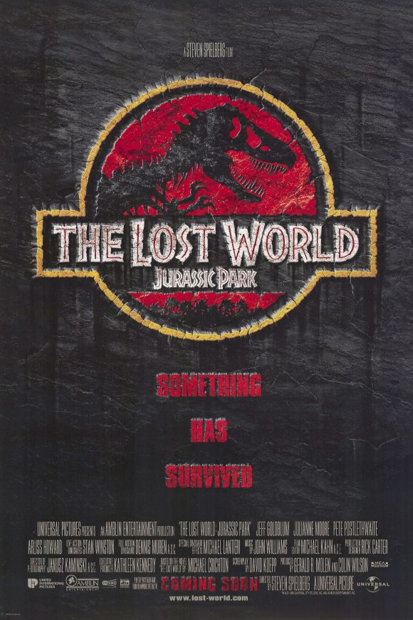 The Lost World: Jurassic Park 2