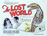 The Lost World - 11 x 14 Movie Poster - Style A