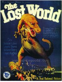 The Lost World - 43 x 62 Movie Poster - Bus Shelter Style A